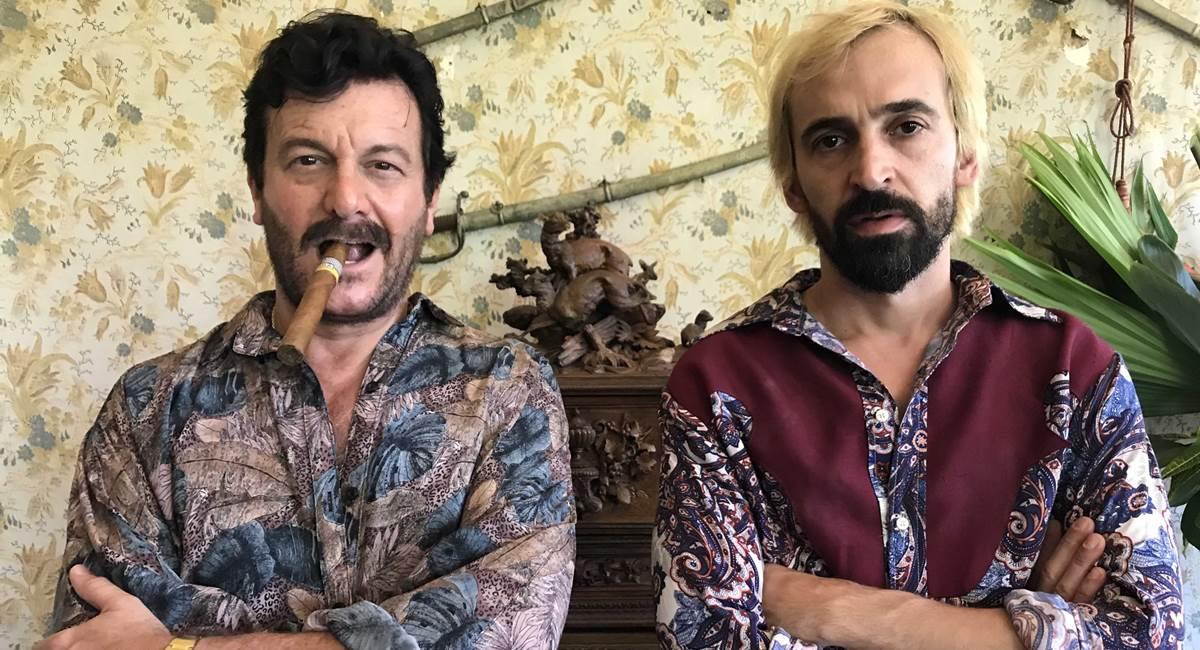 Crédito: Fox/Divulgação. Roberto Birindelli e Júlio Andrade em Um contra todos