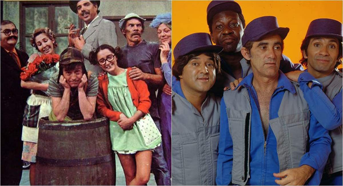 chaves e trapalhões
