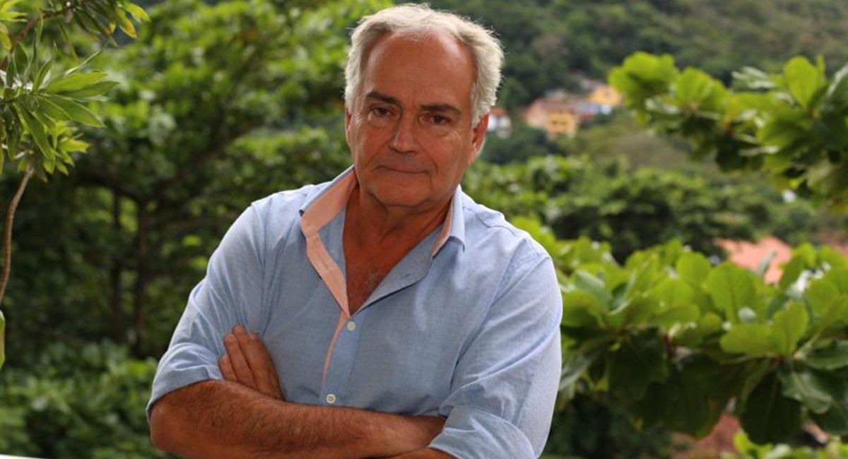 Paulo Reis viveu o gostinho de ter matado Odete Roitman por poucos dias