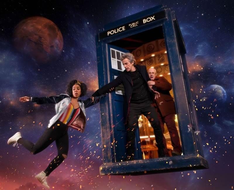 Crédito: Syfy/Divulgação. Décima temporada da série Doctor who