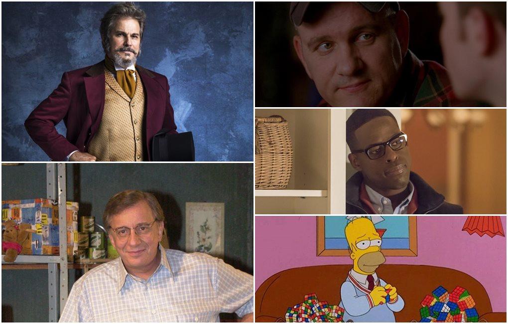 Quem é o melhor pai da tevê?