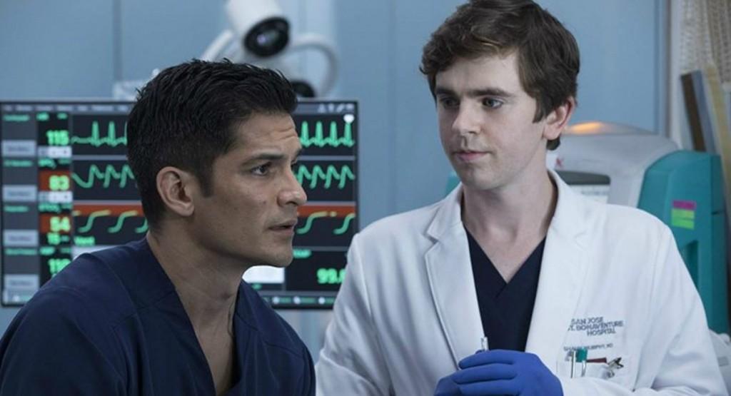 Melendez é um dos médicos que duvidam da capacidade de Shaun