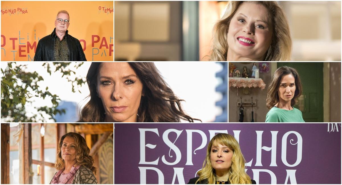 O público sente saudades dos atores que ficam muito tempo longe das novelas