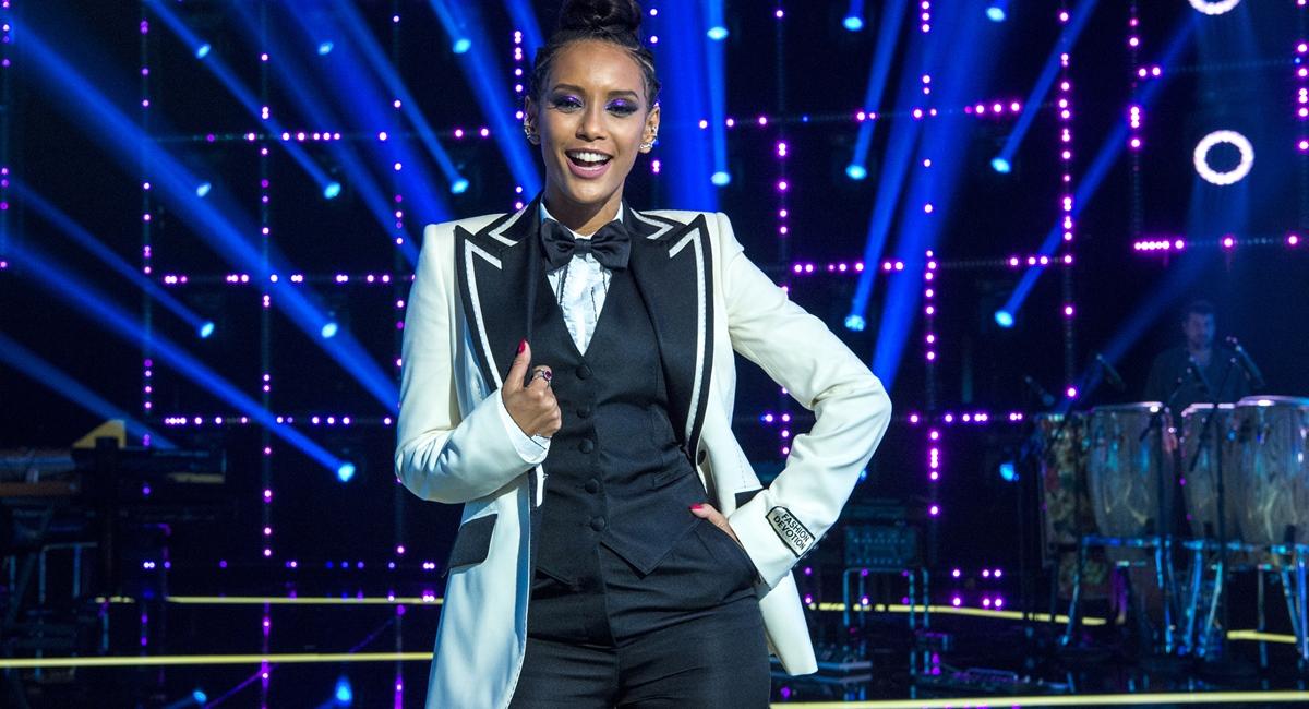 Taís Araujo estreia como apresentadora de programa ao vivo no PopStar