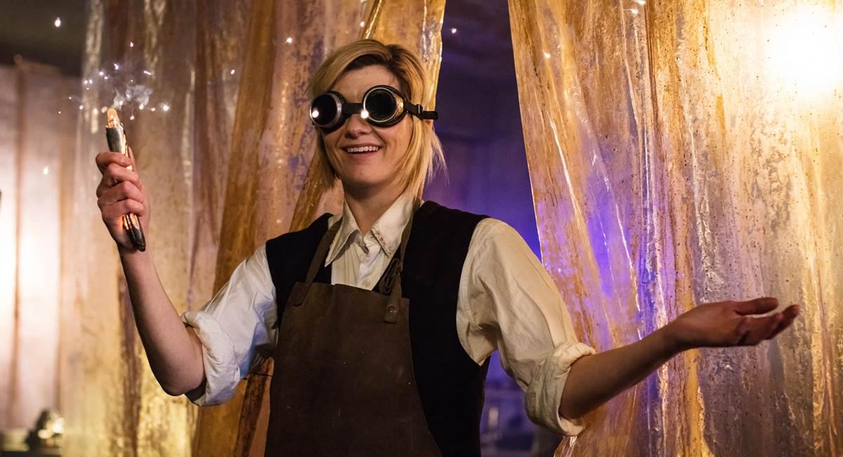 Jodie Whittaker é um ótimo acréscimo a Doctor who