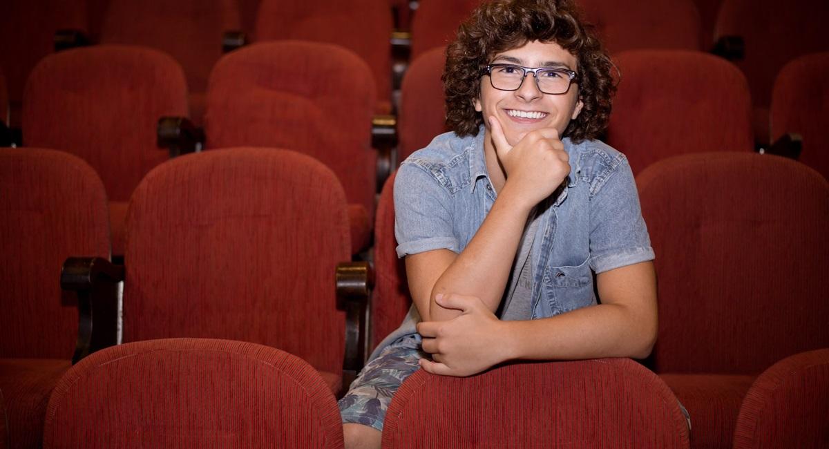 Fhelipe Gomes quer estudar cinema na faculdade
