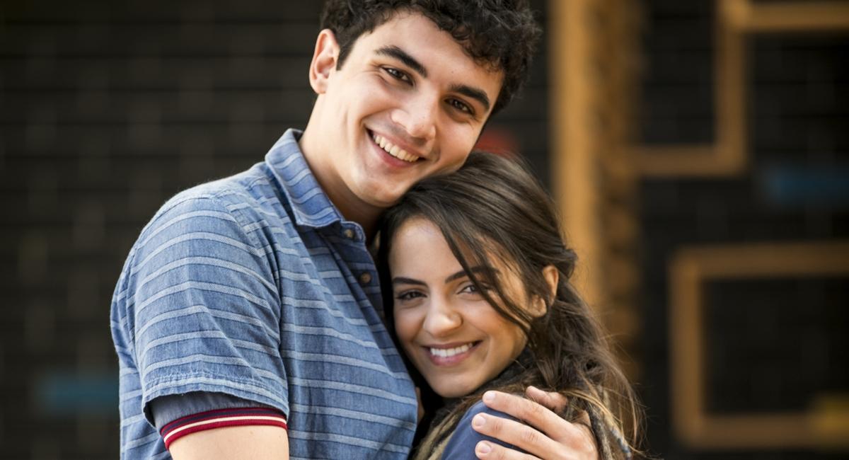 Kavaco e Amanda são o casal mais fofo desta temporada de Malhação