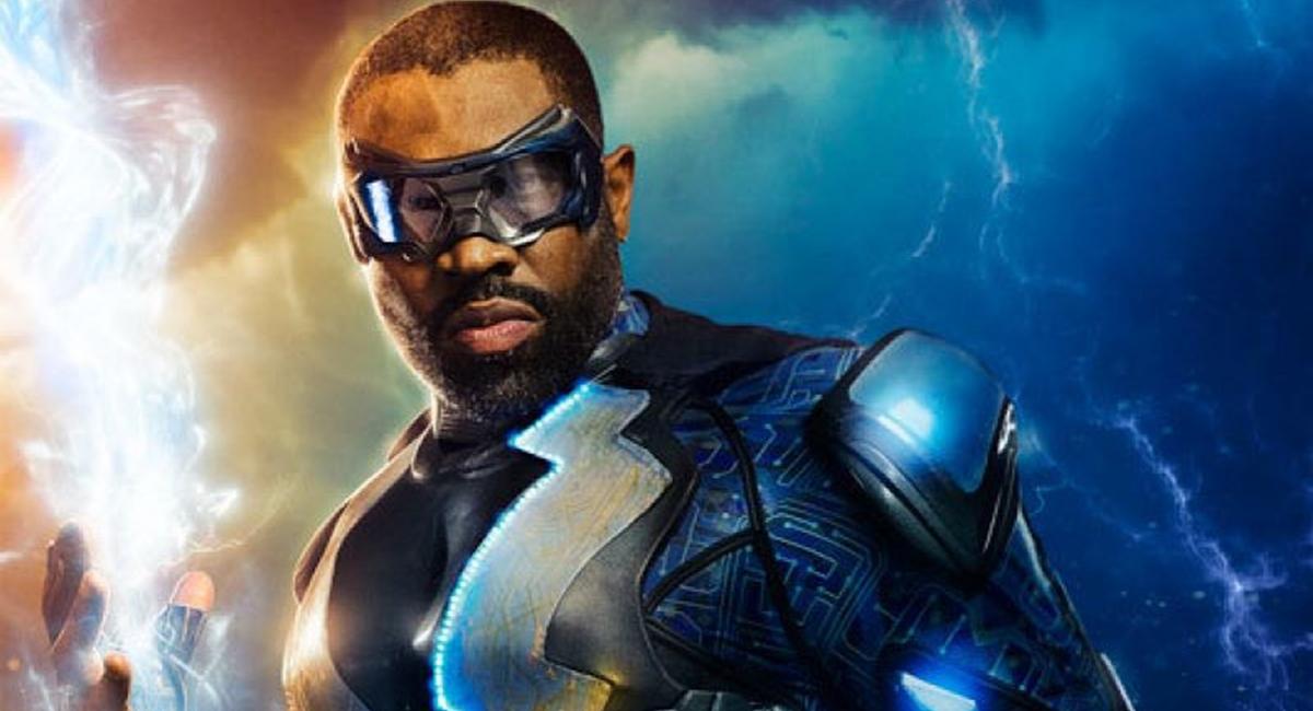 Jefferson Pierce é a identidade secreta do herói Raio Negro