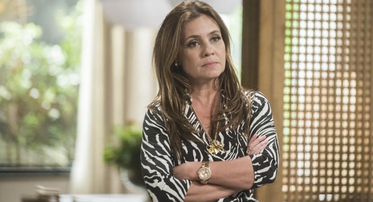 Adriana Esteves brilha como Laureta em Segundo sol
