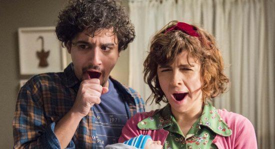 George Sauma e Renata Gaspar são os protagonistas de Pais de primeira