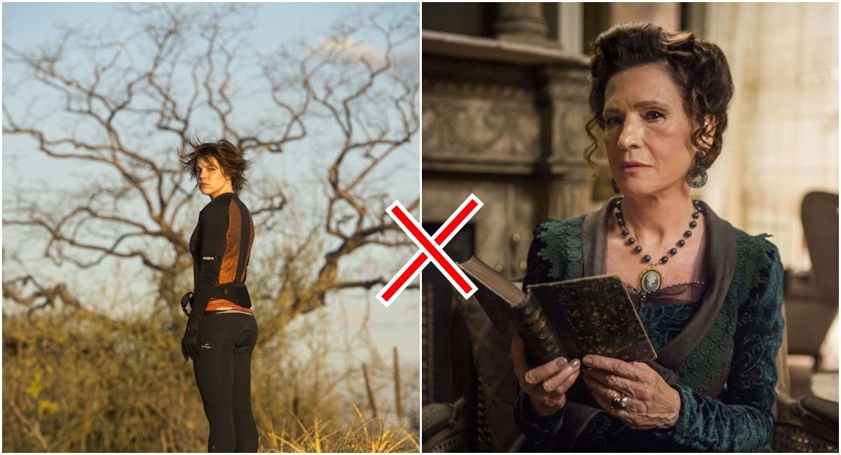 Séries deram muito mais certo do que as novelas em 2018