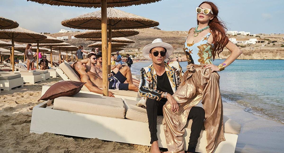 Lindsay Lohan: A dona do paraíso