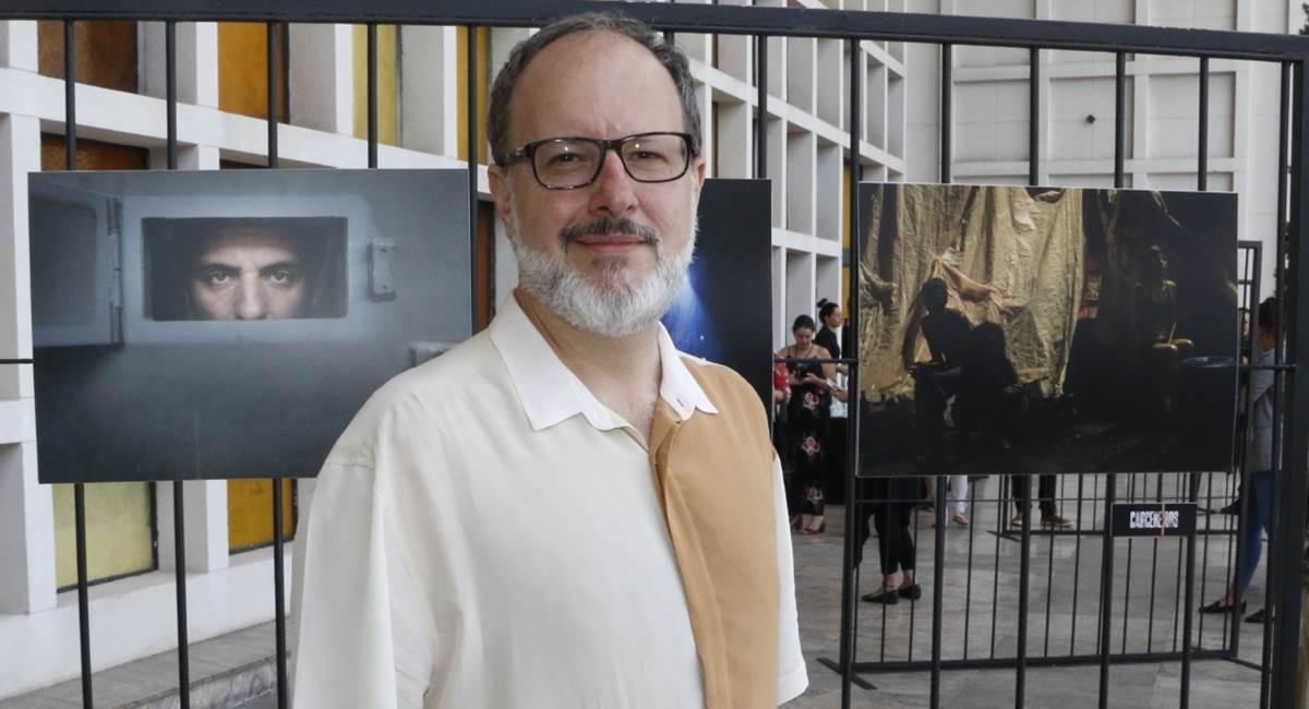 Diretor da série Carceiros, José Eduardo Belmonte