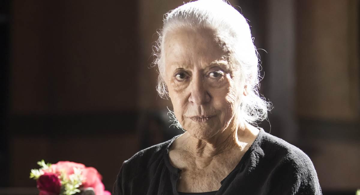 Fernanda Montenegro como Dulce em A dona do pedaço