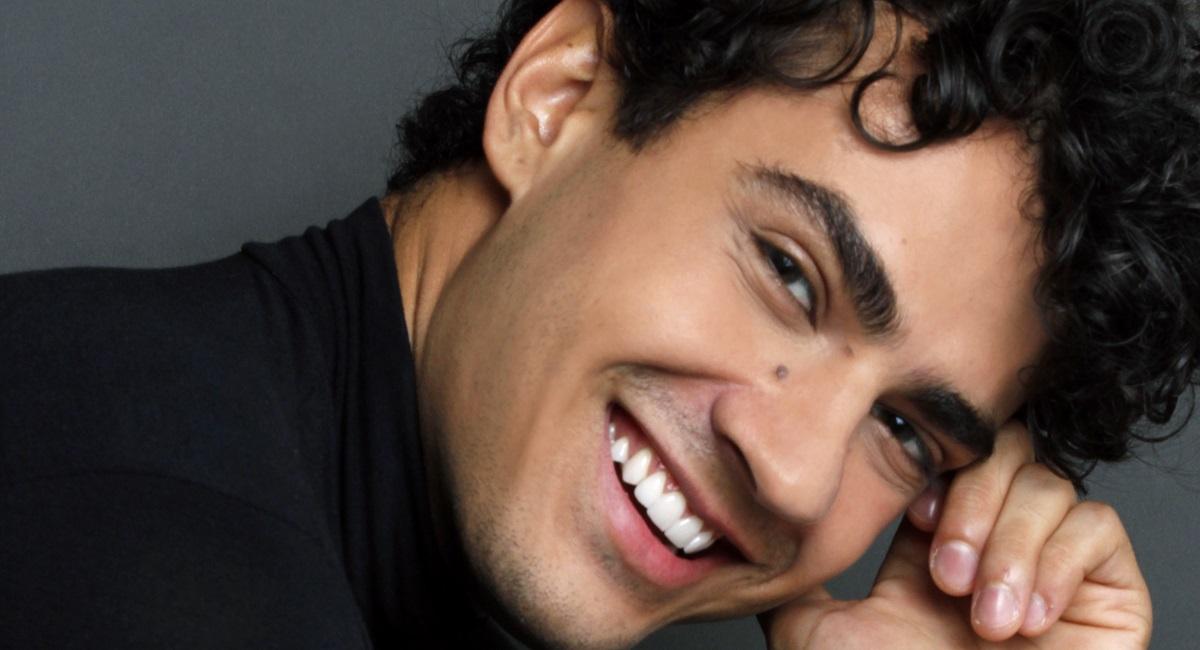 O ator Pedro Alves como Guga em Malhação