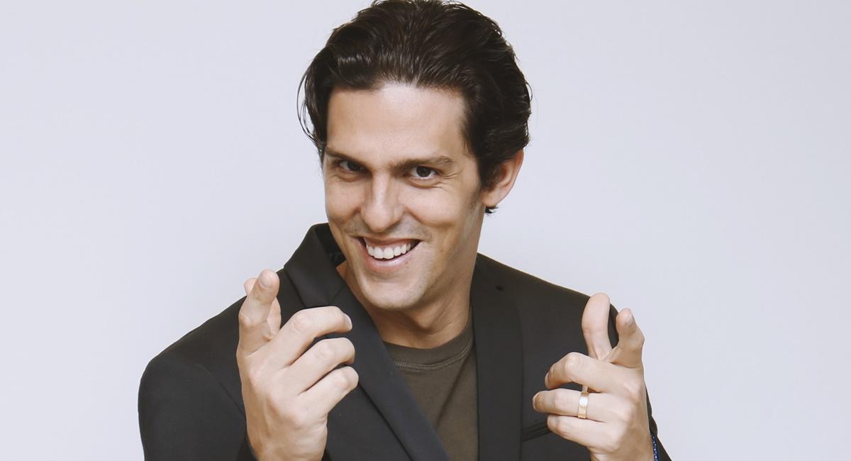 Rafael Infante como Pablo na novela Bom Sucesso