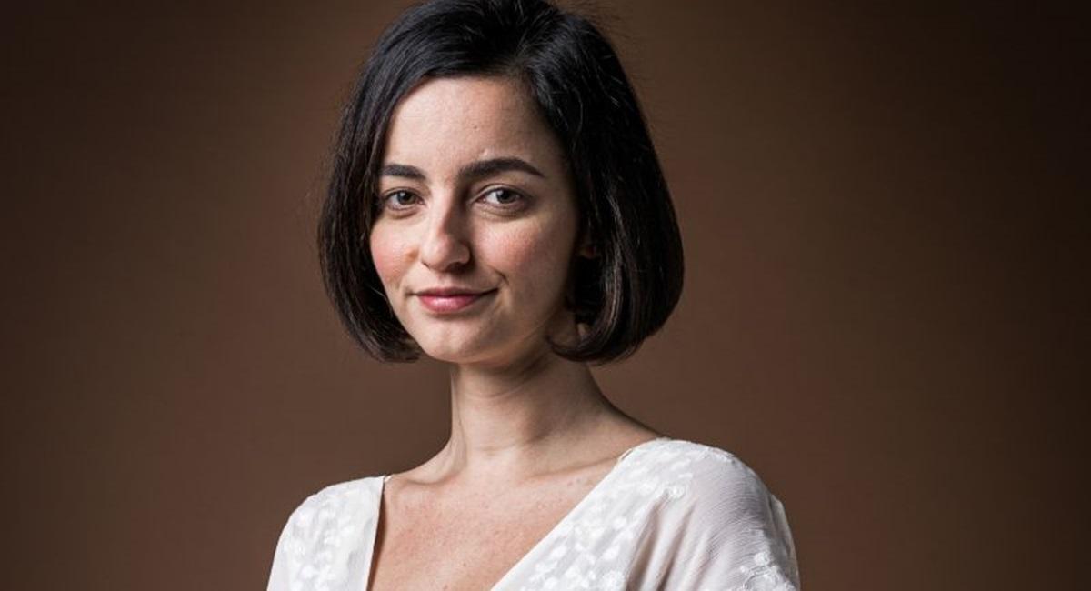 Julia Stockler estreia na televisão em Éramos seis