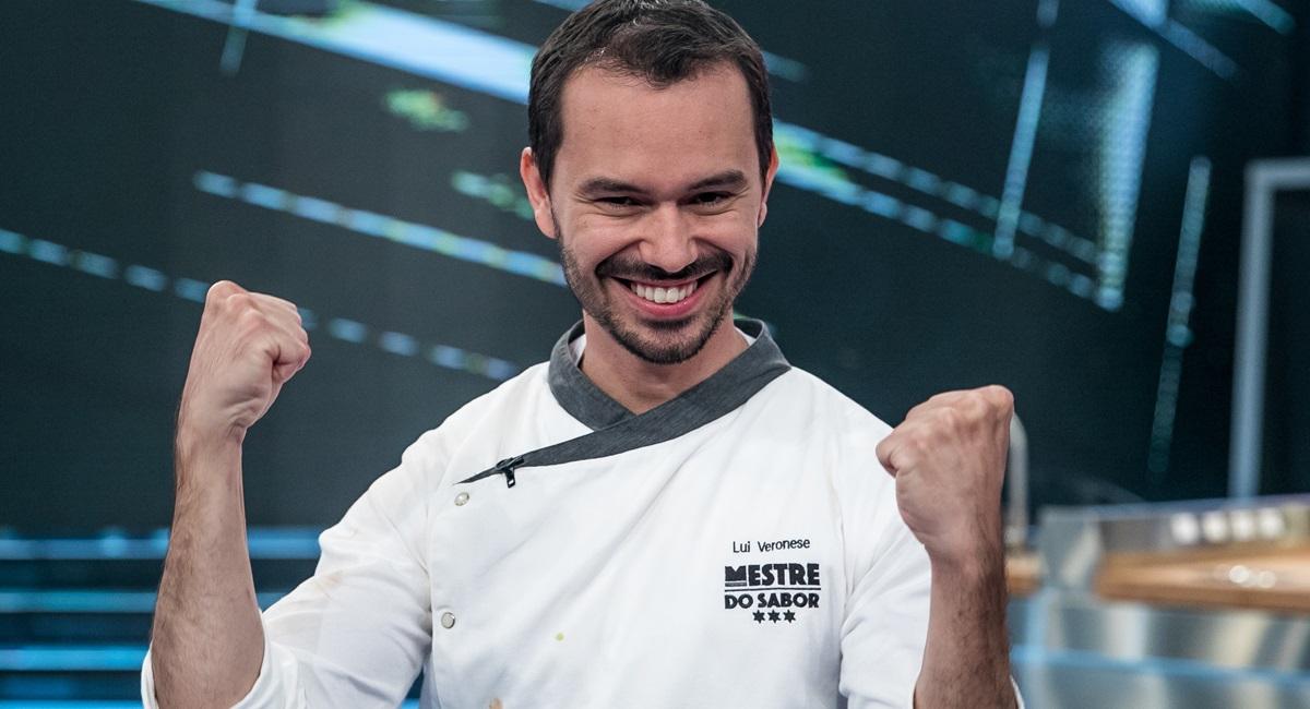 Lui Veronese representa Brasília na final do Mestre do sabor