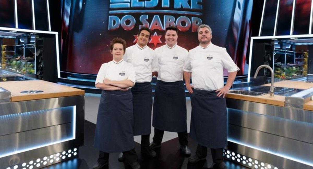 Ana Zambelli, Dário Costa, Júnior Marinho e Serginho Jucá disputal a final do Mestre do sabor