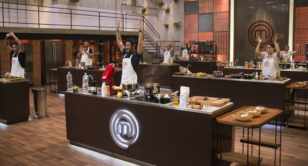 Participantes do terceiro dia do MasterChef 2020