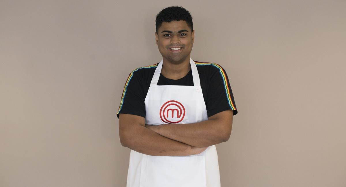 Tiago, participante o MasterChef 2020