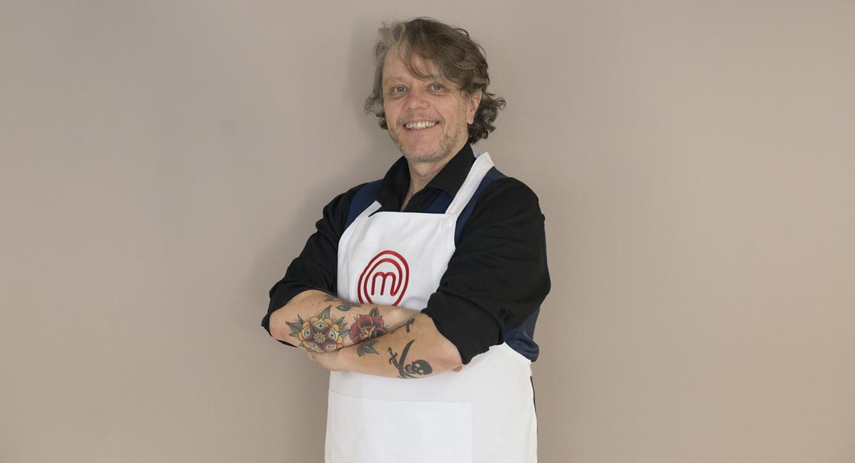 Rubens, participante do MasterChef 2020