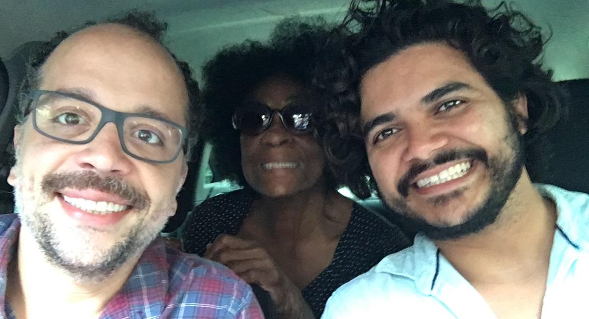 Raoni Seixas leva Lea Garcia para o set de Arcanjo renegado