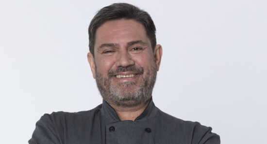 Chef Kaká Silva no Top Chef
