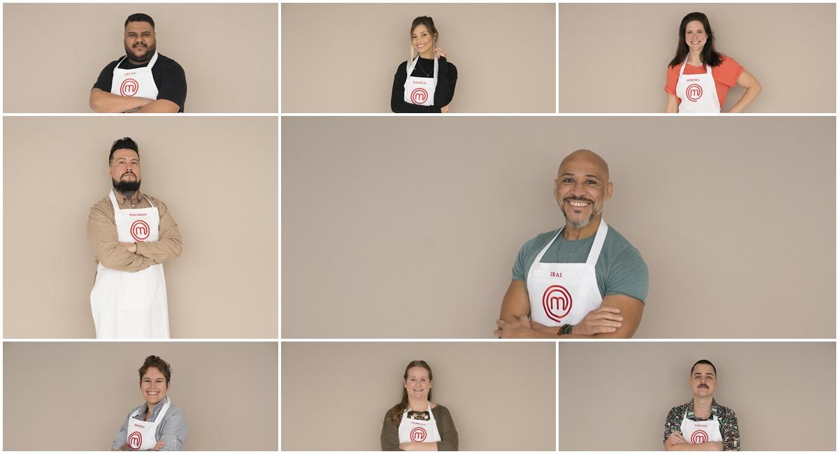 Participantes do MasterChef 2020