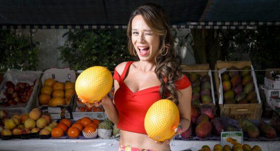 Mariana Ximenes como Tancinha em Haja coração