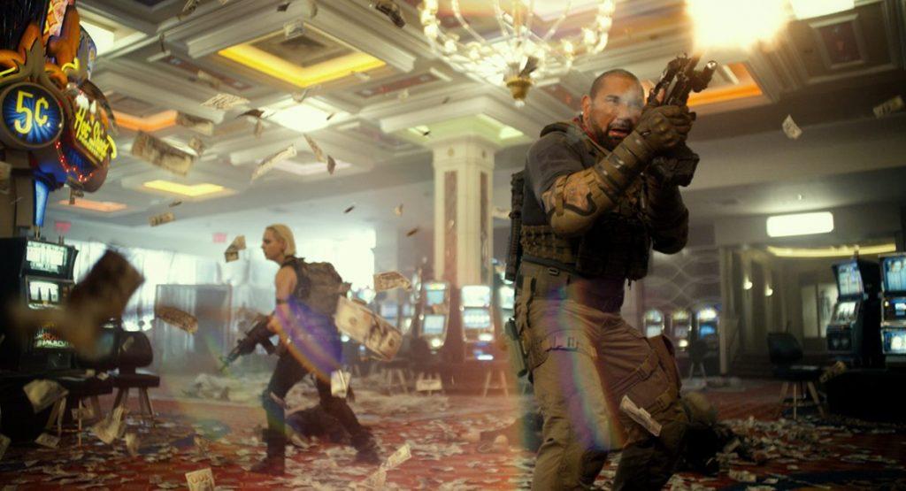 Cena do filme Army of the dead: Invasão em Las Vegas
