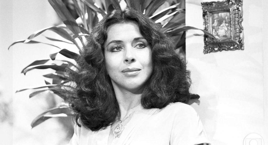 Betty Faria como Lígia em Água viva