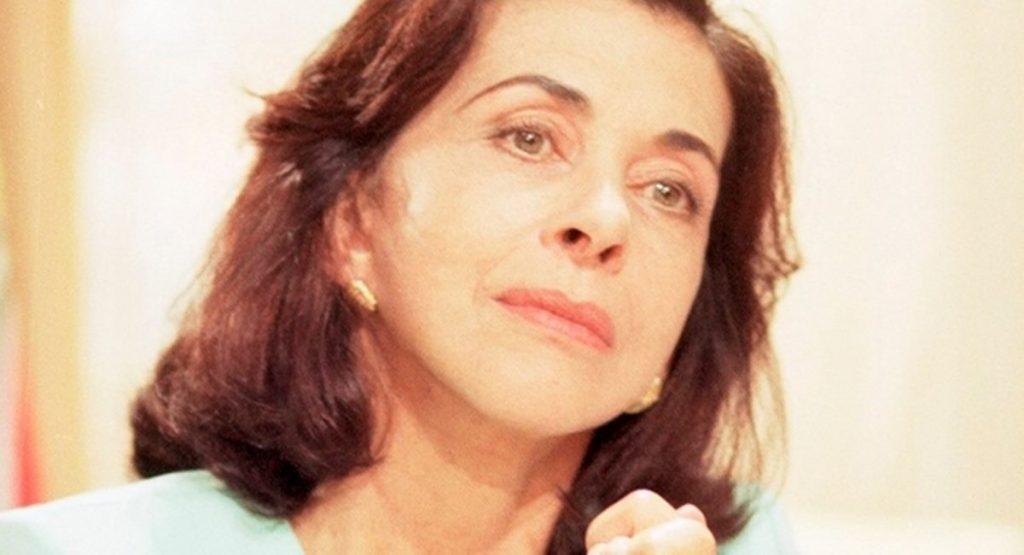Betty Faria como Mirandinha em A indomada