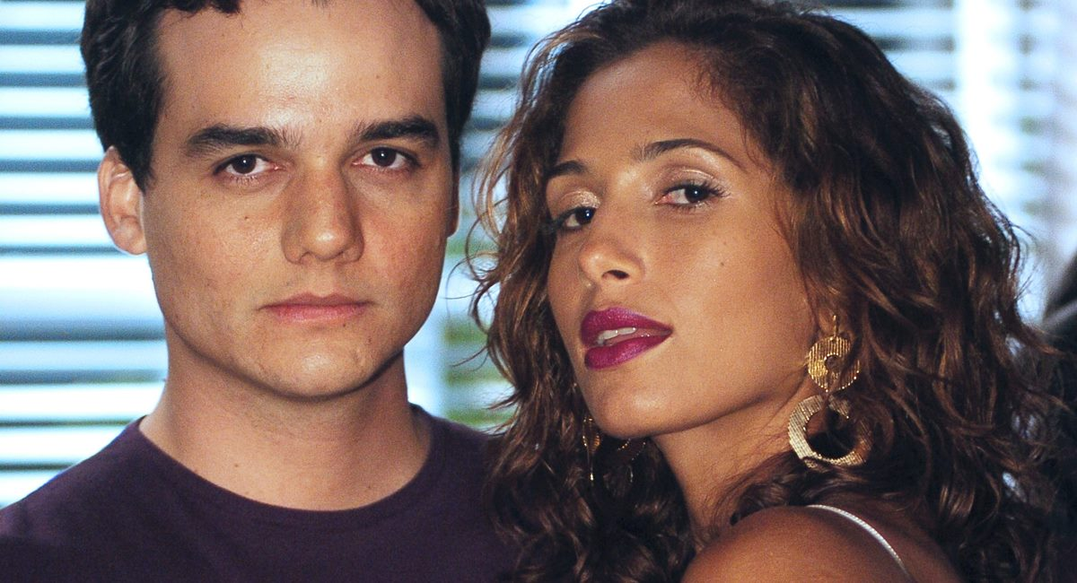 Olavo e Bebel, personagens da novela Paraíso tropical