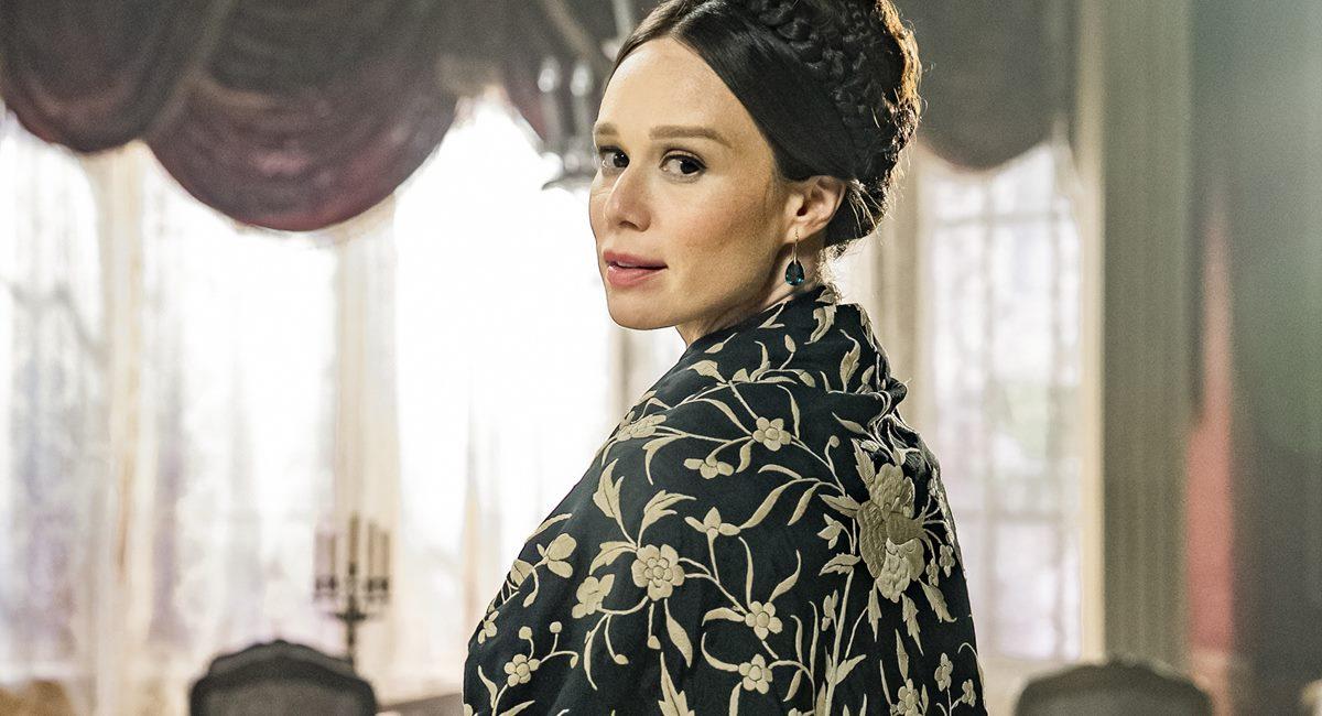 Mariana Ximenes como Luisa, a Condessa de Barral