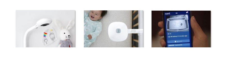 nanit camera para bebes tecnoveste