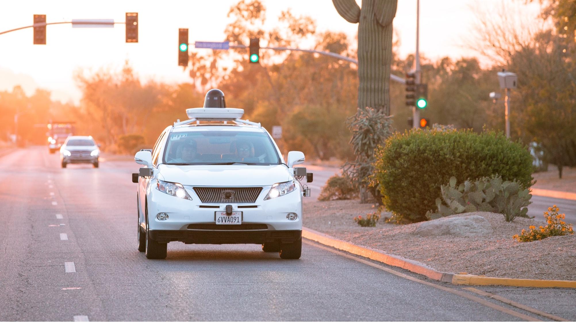 o que e waymo carro do google sem motorista carro autonomo