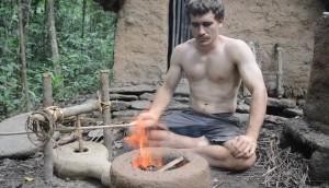tecnologia primitiva sobrevivencia na selva youtube tecnoveste