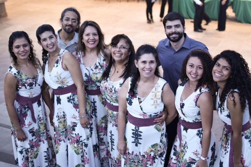 Crédito: Lara Alcantara/Divulgação. Grupo De Vento Em Popa.