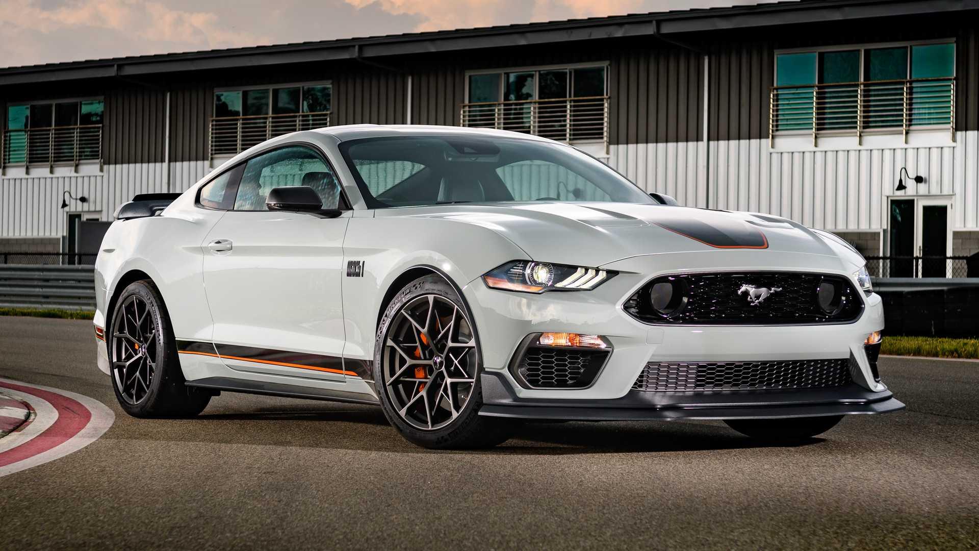 Ford Anuncia O Lancamento Do Bronco Mustang Mach 1 E Ranger Black Blog Do Vrum